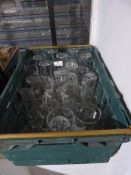 *Box of Assorted Beer Glasses