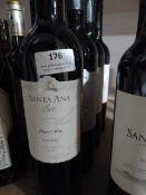 *Four 75cl Bottles of Santa Ana Organic Malbec