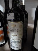 *Two 75cl Bottles of Marques De Riscal Rioja 2011