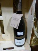 *75cl Bottle of Montagny 1 Er Cru 2014
