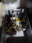 *Box of Part Used Wine and Port
