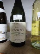 *75cl Bottle of 2014 Mercurey White Wine