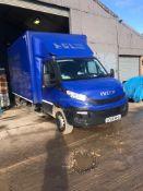 *2018 Iveco Blue Box Lorry 7.5 Tonne Reg: GF68 WHG