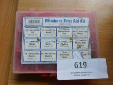 *Plumbers First Aid Kit