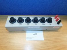 *RS 255-575 Resisance Box