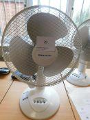 *Desk Fan