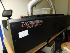 *TWS Automation Solder Belted Convector