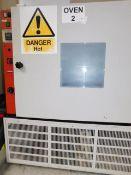 *WTC Binder Laboratory Oven