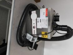 *Blundell fume extractor