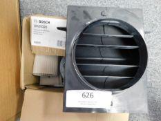 *BoschDHZ5345 Extractor