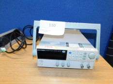 *Iso Tech Synthesed Function Generator