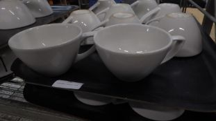 * 12+ x coffee cups