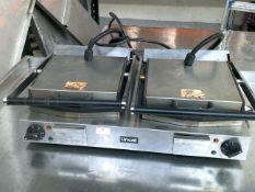* Lincat dual contact grill