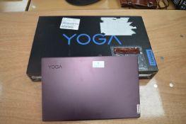 "*Lenovo Yoga Slim 7 14"" 8GB RAM, 512GB SSD"