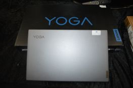 "*Lenovo Yoga Slim 7 15.6"" FHD Notebook 8GB RAM, 256GB SSD"