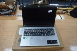 "*Acer Aspire 5 15.6"" Notebook 8GB RAM, 256GB SSD"