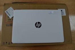 "*HP 15"" Notebook 8GB RAM, 256GB SSD"