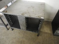 *Stainless Steel Appliance Stand
