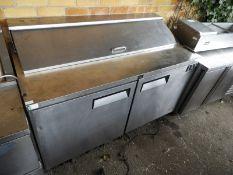 *Atosa Refrigeration Preparation Unit MSF8303