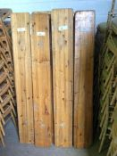 13 x 6ft Benches with Folding Legs Collection From Grantham NG32 2AG on 19th and 20th May 10am
