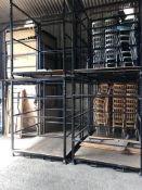 Empty Stillage - 6ft Height - Stack on top of each other - Collection from Grantham NG32 2AG