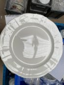 78 x Royal Doulton 8inch plate Collection From Waltham Abbey - EN9 1FE on 19th and 20th May 9am till