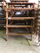 4 x Picnic Bench - 6ft Length - Seating Attached Collection From Grantham NG32 2AG on 19th and