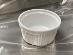170 x 4inch China White Ramekin Collection From Waltham Abbey - EN9 1FE on 19th and 20th May 9am