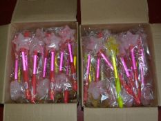 *Two Boxes of ~36 Thomas & Friends Wands