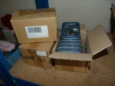 *3x 6pk of Warhammer 40k Counter Sets