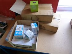 *3 Boxes of Light Bulbs