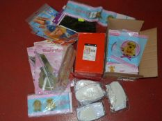 *Quantity of Party Bags, Little Princess Wands and