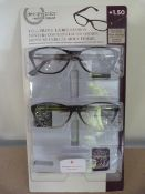 *Foster Grant Spectacles 2pk