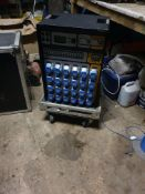 Event Electrical Distribution Box - Located in Sheffield full details will be given to successful bi