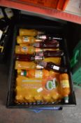 *Two Cases of J2O Drinks (best before date passed)