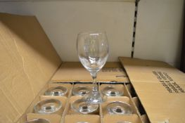 *~36 Wine Glasses