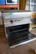 Zanussi Grandi Impianti Gas Oven and Hotplate