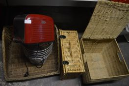 *Three Display Baskets plus Wire Stands and a Toas