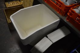 *Four Large Food Storage Containers