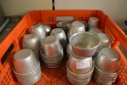 *100+ Aluminium Ramekin Dishes