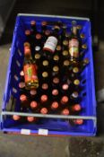 *Quantity of Beer Ciders; Woodpecker, Budweiser, D