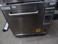 * Merrychef E3 highspeed oven - direct from a national chain. 590w x 600d x 560h
