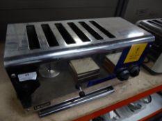 * Lincat 6 slice toaster