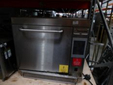 * Merrychef high-speed oven - direct from a national chain