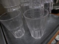 * 32 x polycarbonate 'glasses'