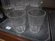 * 24 x polycarbonate 'glasses'