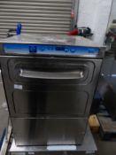* Hoonved C46DE Dishwasher. 460w x 520d x 680