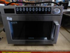 * Samsung CM1929 1850w commercial microwave