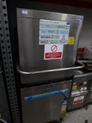 * Meiko pass-through dishwasher DV80.2 direct from a national chain