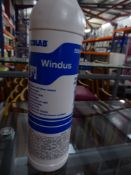 * 8 x windus - window and glass cleaner